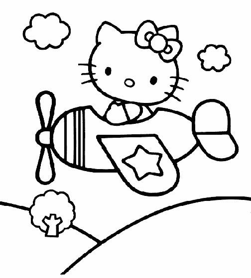 Giochi Hello Kitty Da Colorare.Disegni Da Colorare Schede Didattiche Fiabe E Favole Attivita Creative Giochi